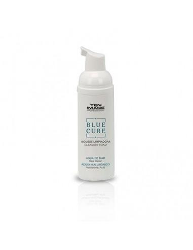 Mousse limpiadora Hyaluronic - Blue Cure